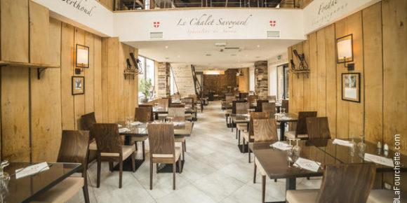 Chalet Savoyard Paris