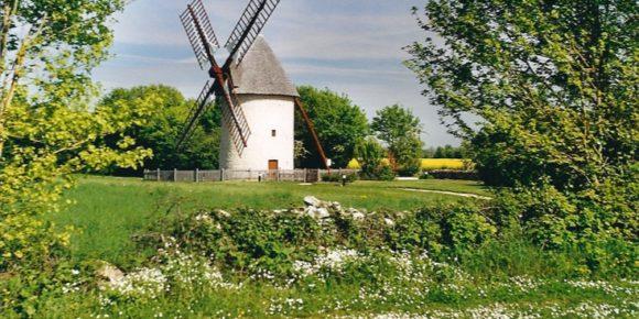 Moulin a vent Charente