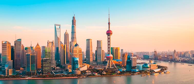Decouvrez Shangai