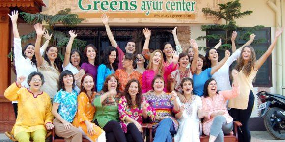Greens ayur Center