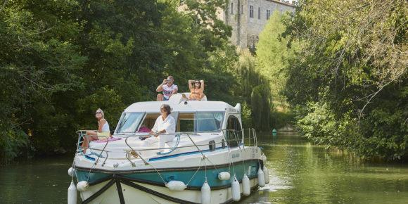 Nicols boat