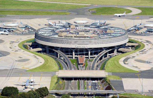 Aeroport Charles de Gaulle