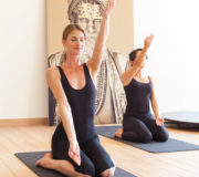 Yoga à Coquillade Village