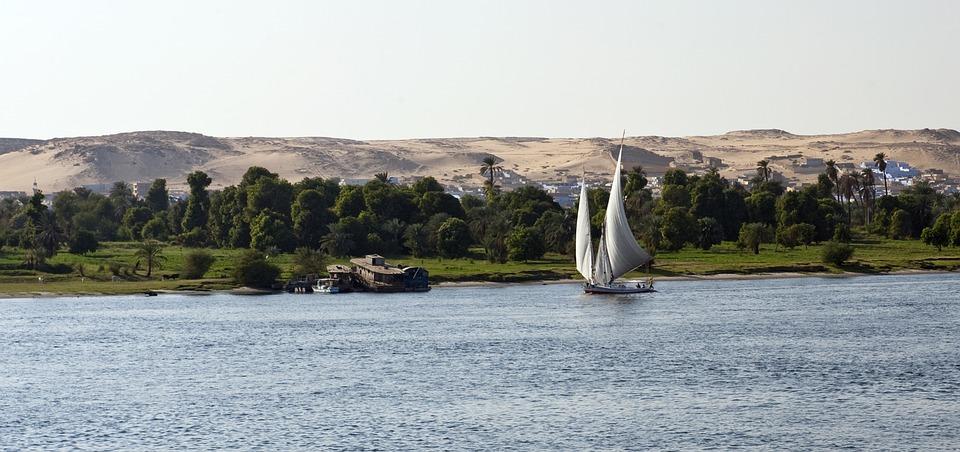 Egypte Le Nil