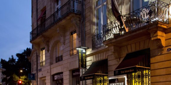 Boutique Hotel Bordeaux