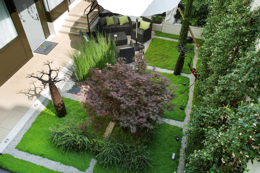 Hôtel les Jardins de Mademoiselle Paris