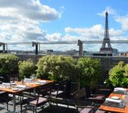 Restaurant maison blanche paris