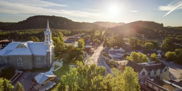 Le Village de Saint Sauveur