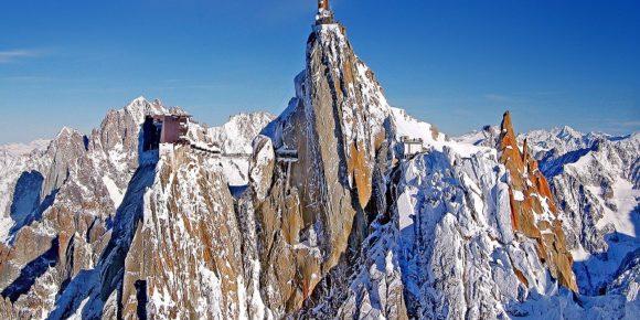 Chamonix Aiguille du Midi