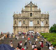 Les Ruines de Saint paul